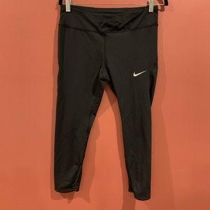 Nike Black Capris